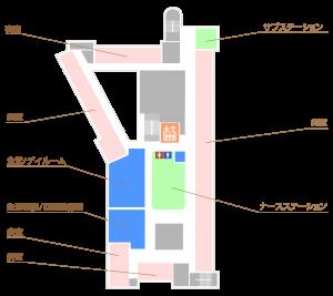院内図2F