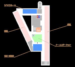 院内図4F